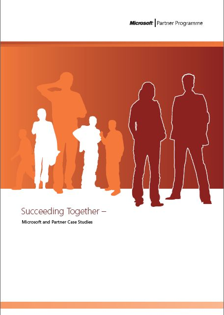 Succeeding Together, written by Nicki Hayes, Commissioned by Microsoft